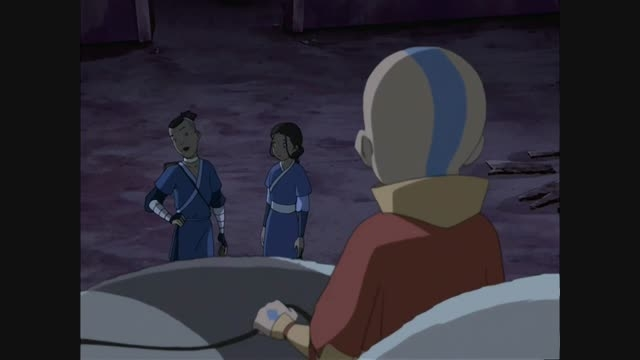 سریال کارتونی (آواتار Avatar) فصل 1 قسمت 8  پارت1 دوبله