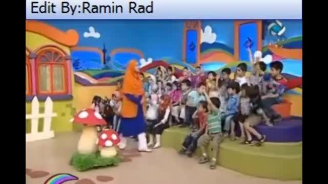 سوتی در برنامه کودک شبکه تهران