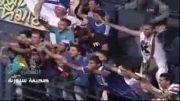 گل زیبا و دیدنی تیموریان در لیگ قهرمانان آسیا