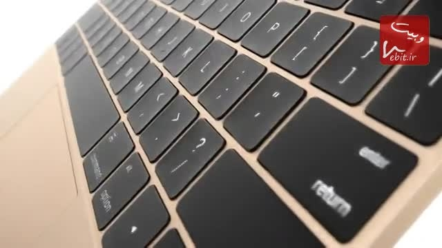 معرفی مک بوک جدید اپل