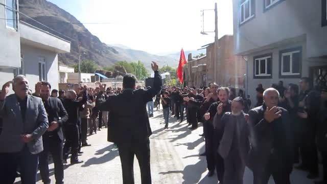 عزاداری ماه محرم روستای قلعه جوق شهرستان ماکو عاشورا94