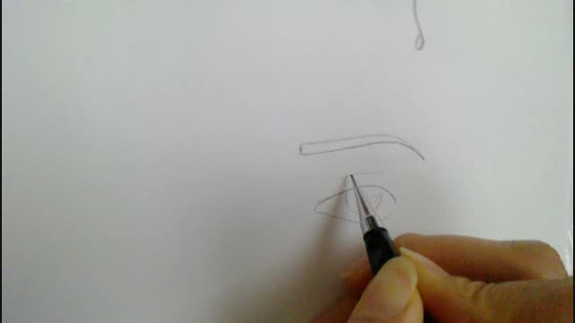 چشم سیاه قلم