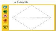 ساخت گل کاغذی اوریگامی 2