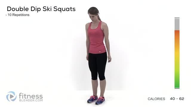 بدنسازی پا و باسن  بدون وزنه برای بانوان