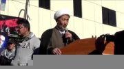 کویته: روز دوم تحصن مردم هزاره در علمدار رود کویته پاکستان.