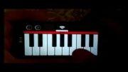 نواختن پیانو روی موبایل اندروید (برلیان پیانو)