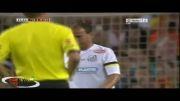 گل های بازی بارسلونا vs سانتوس   2 - 0   گل به خودی