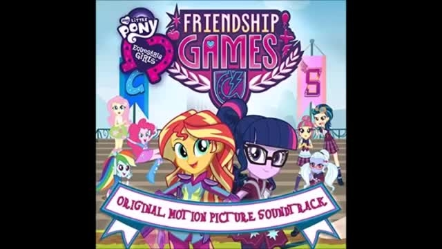 آهنگ های Friendship Games آهنگ چهارم Dance Magic