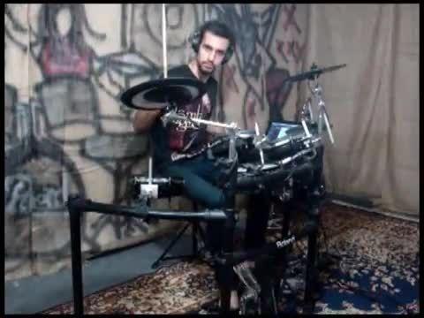 """رادیو راک ایران : """" پویا قلی نژاد """" faded line"""