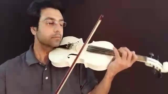 آموزش آهنگ روناک (کردی) توسط استاد امین اسماعیلی