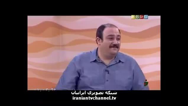 استندآپ کمدی خنده دار مهران غفوریان در برنامه خندوانه