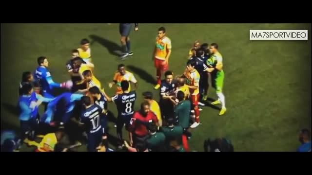 دعوا ها و لحظات خشمگین فوتبال | 2015