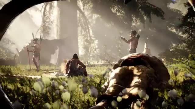 FAR CRY PRIMAL (Far Cry 5) Trailer