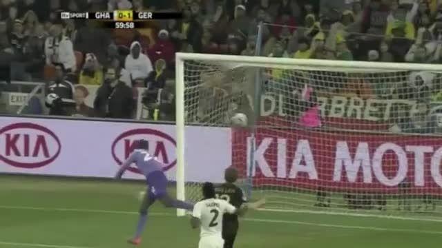 10 گل برتر جام جهانی 2010 آفریقا جنوبی