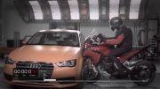 تولید نخستین کیسه هوای بدون سیم موتورسیکلت توسط دوکاتی