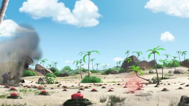 انیمیشن Boom Beach قسمت 1