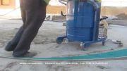 مکنده دائم کار- جارو برقی صنعتی- مکنده اب و خاک- وکیوم