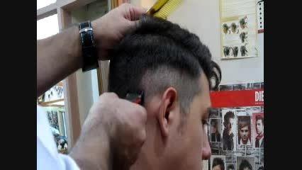 آموزش آرایشگری مردانه کارباماشین 09194599856