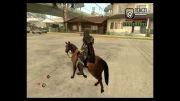 مد اسب سواری برای gta 5 + لینک دانلود