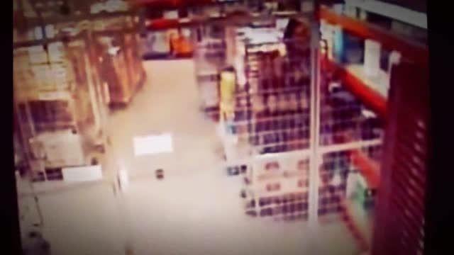 ترسناک ترین ویدئو از ارواح در جهان +18..! HD