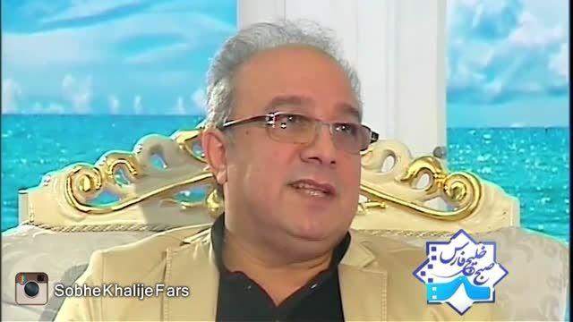 یک بازیگر سوپر استار از دید حسین سهیلی زاده