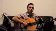 آموزش گیتار - جلسه سیزدهم
