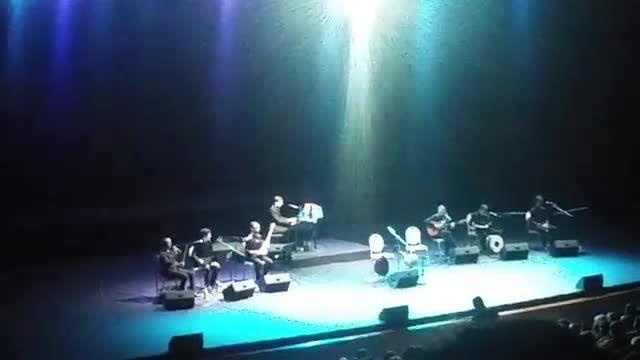 سامی یوسف-اجرای ترانه وعده های فراموش شده در باکو2015