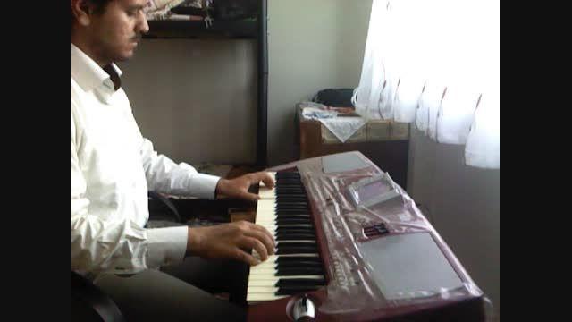 قطعه ای از باران عشق آهنگساز ناصر چشم آذر