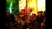 حاج بهروز سیفی مولودی خوانی با آهنگی بسیار زیبا در شب میلاد امام حسین (ع)در اردب