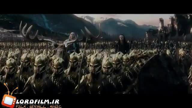 تیزر فیلم The Hobbit The Battle of the Five Armies 2014