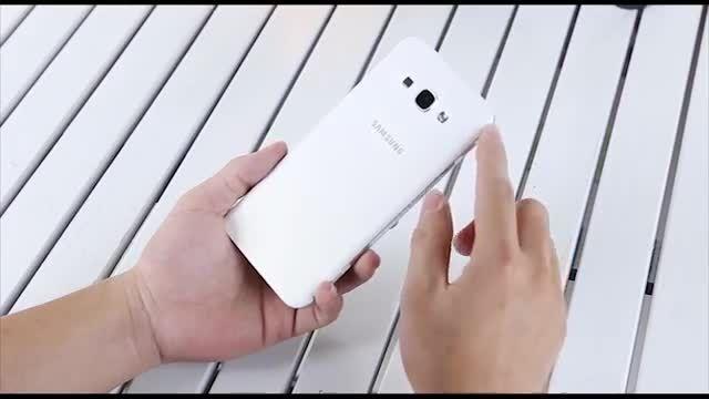 معرفی  گوشی جدید سامسونگ Samsung Galaxy A8