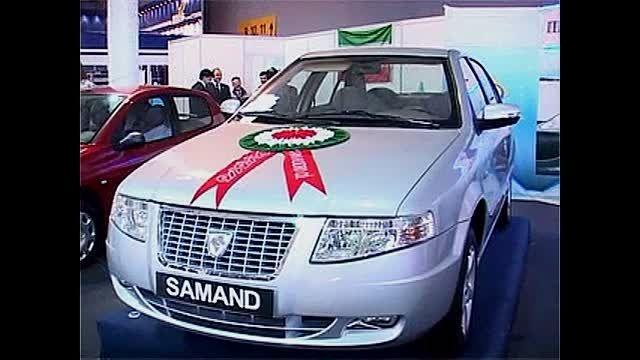 ایران خودرو در قزاقستان