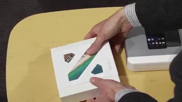ویدیو جعبه گشایی نکسوس های جدید