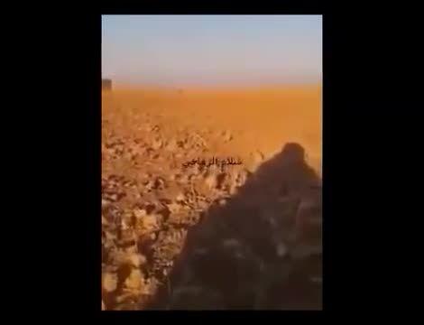 تک تیرانداز عراق در مقابل داعش