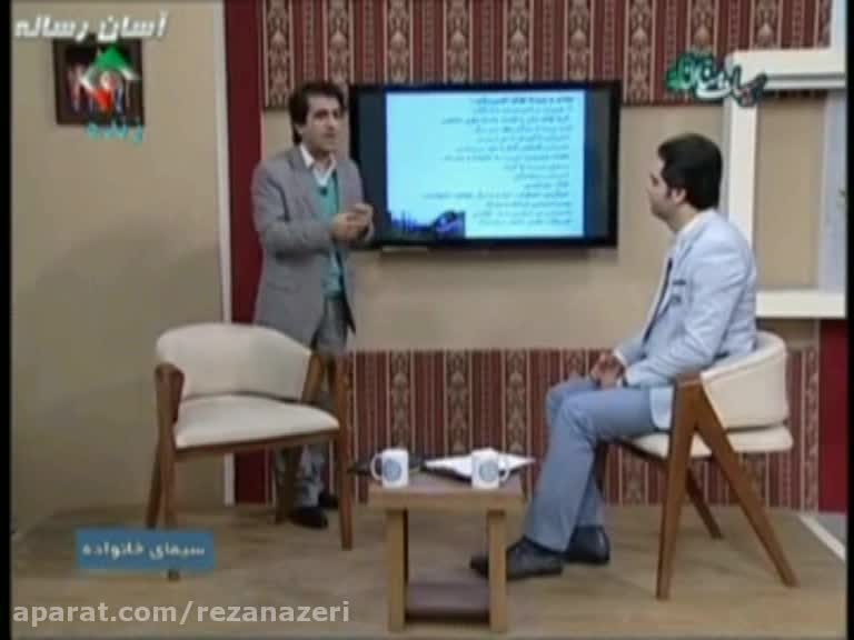دکتر رضا ناظری-افسردگی(قسمت دوم)