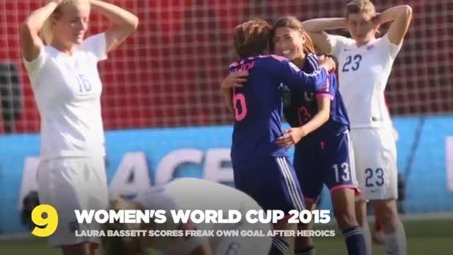 10 لحظه دردناک و سخت فوتبال انگلستان