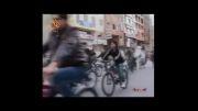 همایش بزرگ دوچرخه سواری در اورمیه