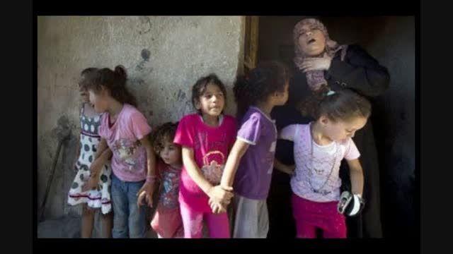 زمزمه های کودکان یمن قبل از بمباران