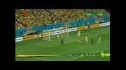 خلاصهی بازی هلند برزیل - برزیل 0 - هلند 3