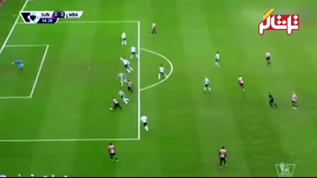خلاصه فوتبال : ساندرلند 0 - 0 وست برومویچ ( ویدئو )