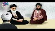 سوال امام خمینی از رئیس جمهور سید علی حسینی خامنه ای