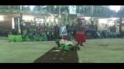 شهادت عبدالله بن حسن (ع) تعزیه روز عاشورا روستای طاق دامغان