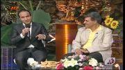 طنز و تقلید صدا حسن ریوندی در شبکه 3 (روز مبعث - مجری حسینیان)(1)