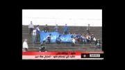 جشن صعود به لیگ برتر جام خلیج فارس در مشهد مقدس