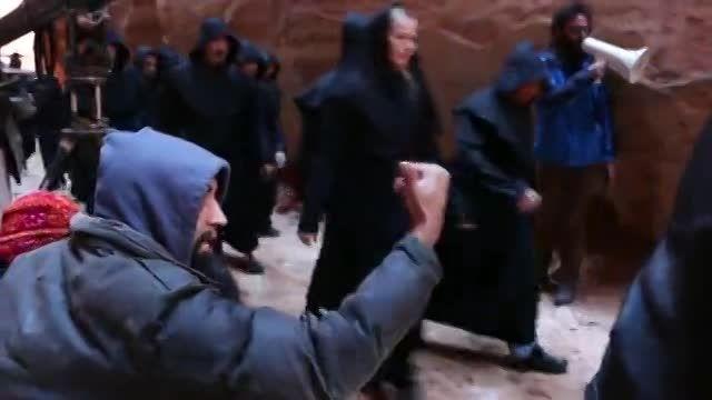 سامی یوسف - پشت صحنه ویدئویی کامل موزیک ویدئو موهبت عشق
