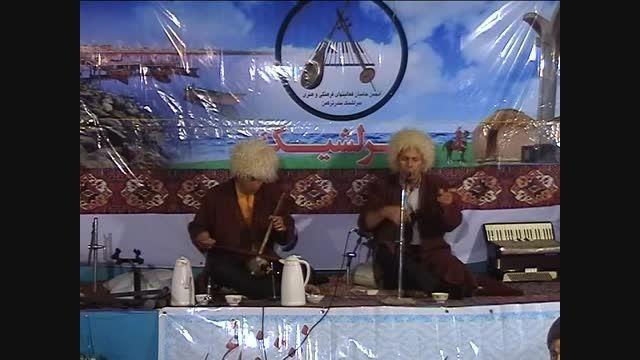 """موزیک ویدیو """"ayreldem"""" از باخشی غفور امانیان + دانلود"""