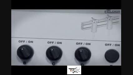 دستگاه سوراخ زن (الیت) فلدر مدل FD 969