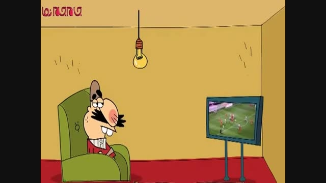دیرین دیرین انیمیشن تنبلی طنز خنده فیلم گلچین صفاسا