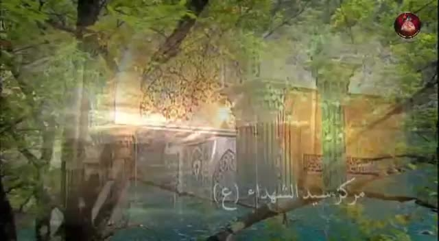 ✿شعر خوانی مرحوم آقاسی برای امام زمان -عج -✿