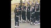 رژه زیبای ارتش ژاپن